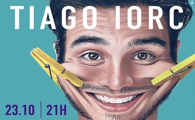 "Tiago Iorc traz show da nova turnê ""Troco Likes"" para Manaus"