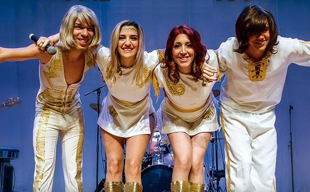 "Musical ""The History – A Tribute Show to ABBA"", dias 16 e 17"