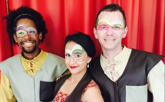 Show musical e teatro infantil animam o final de semana